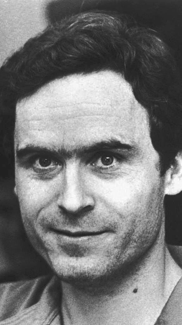 Ted Bundy is shown in a photo from July of 1986.