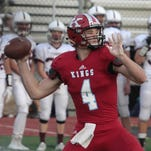 Quarterback Tyler Knecht returns to lead the Kings offense.