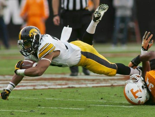 NCAA Football: TaxSlayer Bowl-Iowa vs Tennessee