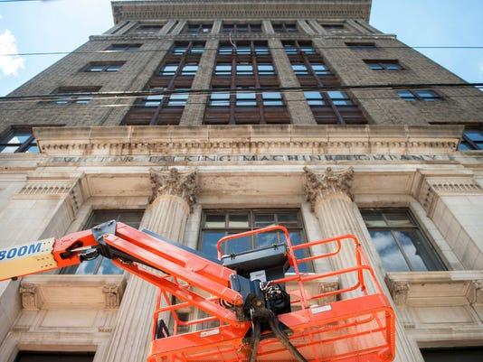 RCA Victor Building tour