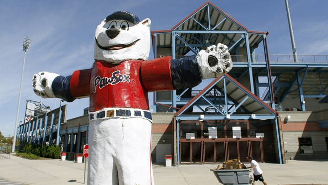 McCoy Stadium will host Red Sox minor leaguers during the modified 2020 season.