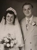 Donald and LaVonne Dickman are celebrating their 65th wedding anniversary on Saturday, Aug. 13.
