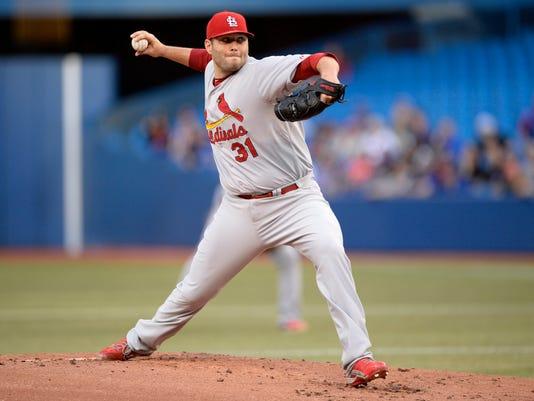 Cardinals Blue Jays Baseball
