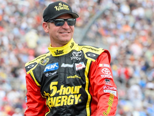 5-5-2014 clint bowyer