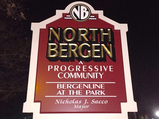 North Bergen Township Sign