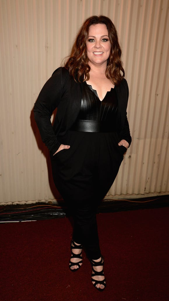 Actress Melissa McCarthy attends the 2016 MTV Movie