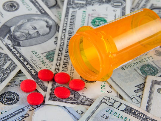 Three in four Americans say prescription drug prices are unreasonable and one in four hasn't filled a prescription because of the cost, according to a Kaiser Health Tracking Poll.