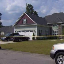 According to authorities, the child wandered out of his grandmother's home and fell into the swimming pool.