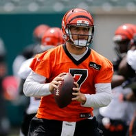 USA TODAY: With McCarron gone, Bengals' backup quarterback situation isn't good