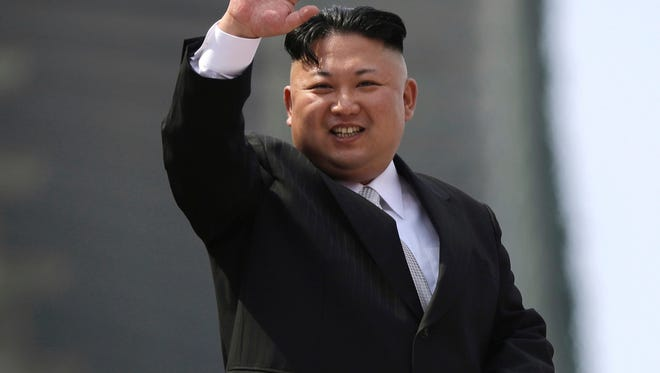 North Korean leader Kim Jong Un was present to observe his country's latest ICBM launch.