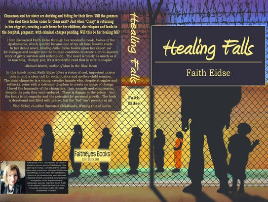 Fealing Falls by Tallahassee author faith Eidse.