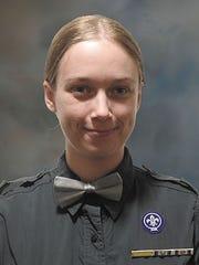 Amelia Burle, 2018 Venturer of the Year