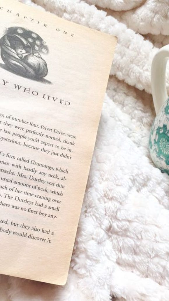 Theres A Harry Potter Quote For Every Awkward And Awesome