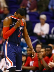 Wizards: Underperforming