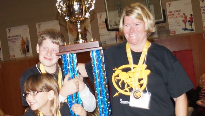 Last year's champions were Boys & Girls Club members and siblings Katie and Nathan Ziegler, and Dr. Karen Meyer of Agnesian Healthcare and Lakeside Evening Kiwanis.