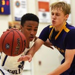 Fort Collins' Iseri Palacio, left, is one of the area leaders in assists.