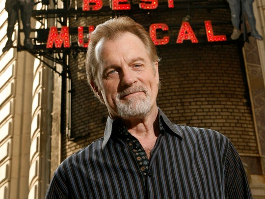Stephen Collins in New York in 2008.