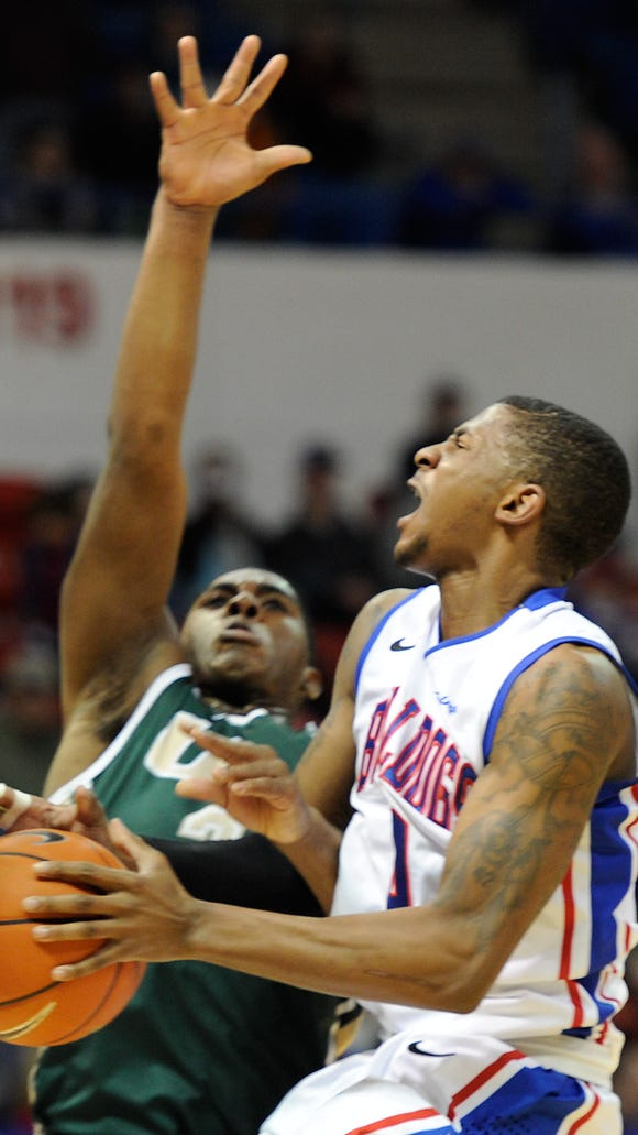 Louisiana Tech dropped its first Conference USA game