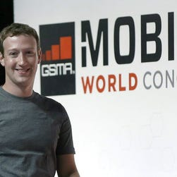Facebook CEO Mark Zuckerberg presented his plans for Internet.org at Mobile World Congress (MWC) 2015 in Barcelona, Spain. The next day he held a Facebook town hall in Barcelona.