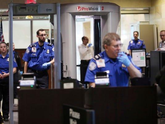 AP TSA CHECK A USA PA