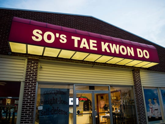 So's Taekwondo, located at 312 Carlisle St. in Hanover,