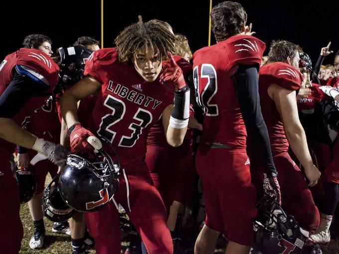 Many Arizona high school football players shined in
