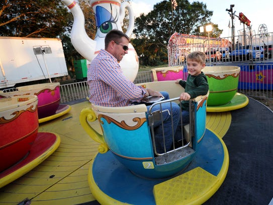For 53 years, the St. Helen's Harvest Festival has