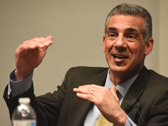 Assemblyman Jack Ciattarelli, Republican candidate for governor.
