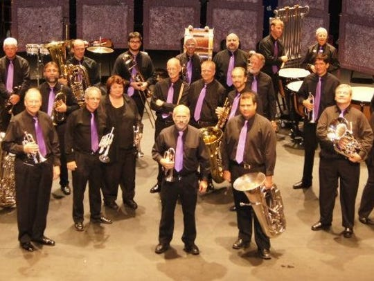 The Orchid City Brass Band will join the Symphonic