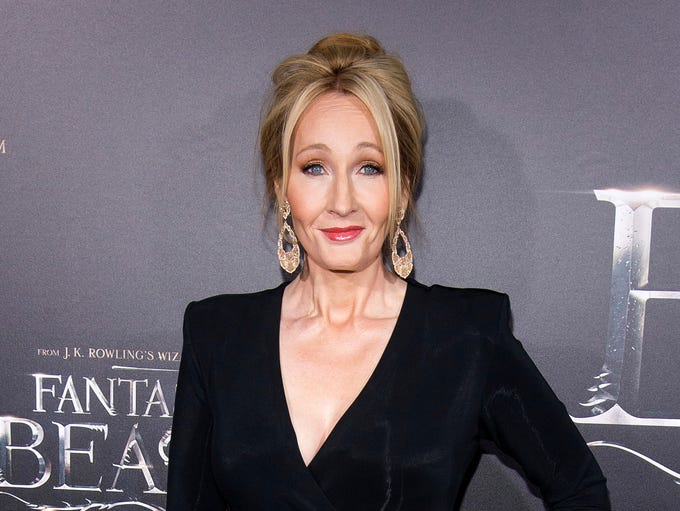 Happy Birthday, J. K. Rowling! The author and creator