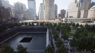 The former location of the Twin Towers has been turned into the the National September 11 Memorial & Museum.  A museum on the site opens May 21.