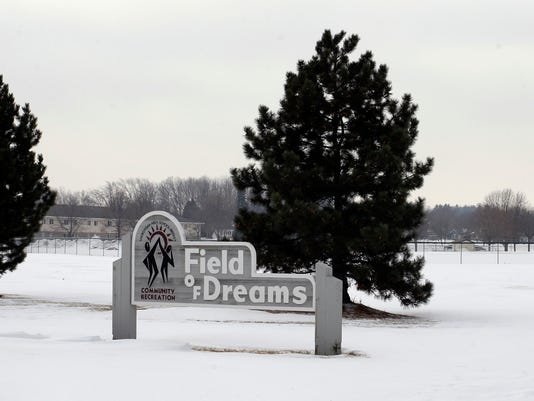 she n Field of Dreams and Aurora Health Care