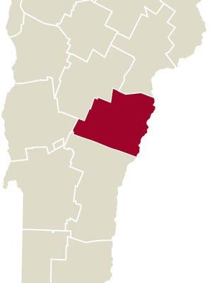 Orange County, Vermont