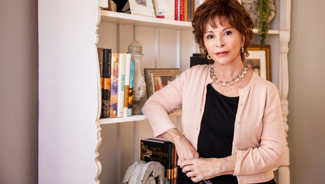 "Legendary Chilean-American author Isabel Allende's new book, ""The Japanese Lover,"" tells the story of a love that sparks during the second World War and spans generations and continents."