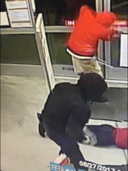 Two men who robbed a Family Dollar store in Lehigh