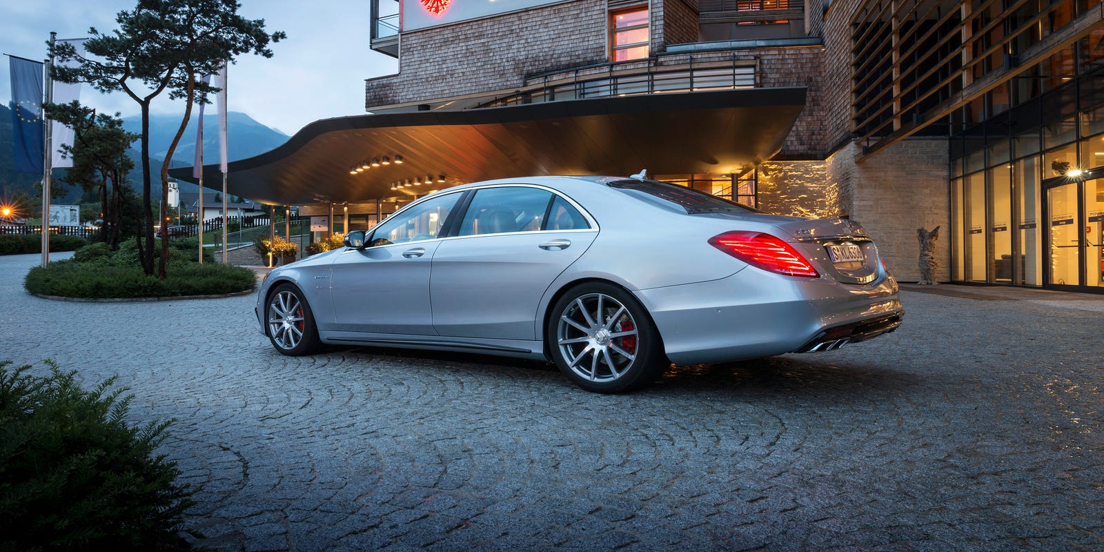 Auto review: 2014 Mercedes S63 AMG could be world's best car