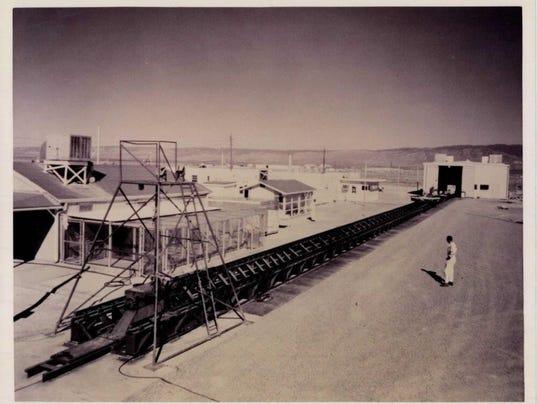 Daily Track at Holloman