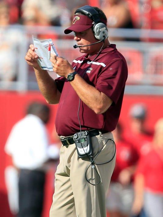 NCAA Football: UL Monroe at Alabama