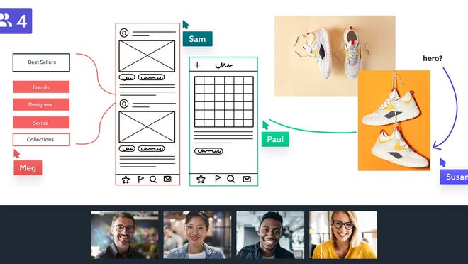Kaptivo, which has been acquired by Austin-based Lifesize, makes a whiteboard collaboration tool that uses advanced imaging software to make it possible to share a standard whiteboard in a digital environment.