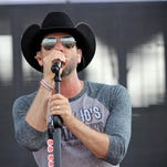 Artists perform during Sunday's final day at the Country Life Music Festival at Florida Tracks and Trails in Punta Gorda. Sunday's line up headlined Reba McEntire, featuring Chris Young, Tracy Lawrence, Craig Campbell, Chris Weaver and the Jack Michael Band.