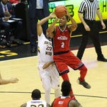 FAU scorches net in win at Southern Miss