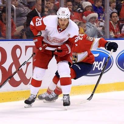 Detroit Red Wings making plans with Helm, Kronwall on horizon