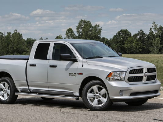2017 Ram 1500 Ecodiesel Pickup Is Efficient Practical