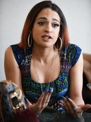 Julisa Abad, transgender advocate with Fair Michigan,