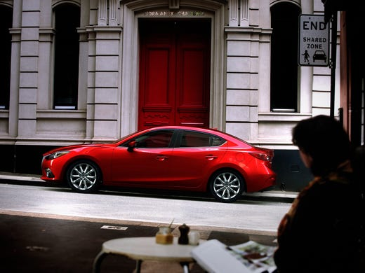 Test Drive: 2014 Mazda3 is strong but flawed update