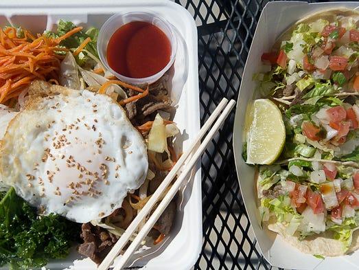 El Kimchi Food Truck