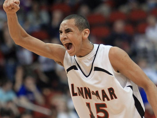Marcus Paige scored 28.4 points a game as a senior for Linn-Mar.