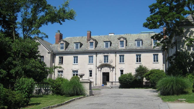 Alder Manor House was built in 1908 and is listed on the National Register of Historic Places.