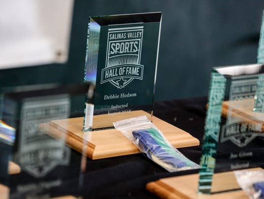 2016 Salinas Valley Sports Hall of Fame Inductee Ceremony