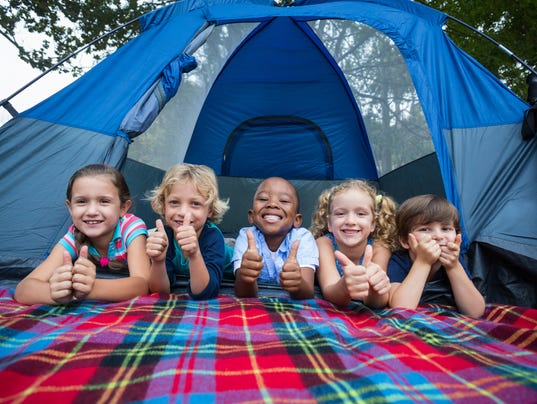 10 Campsites For Camping with Kids